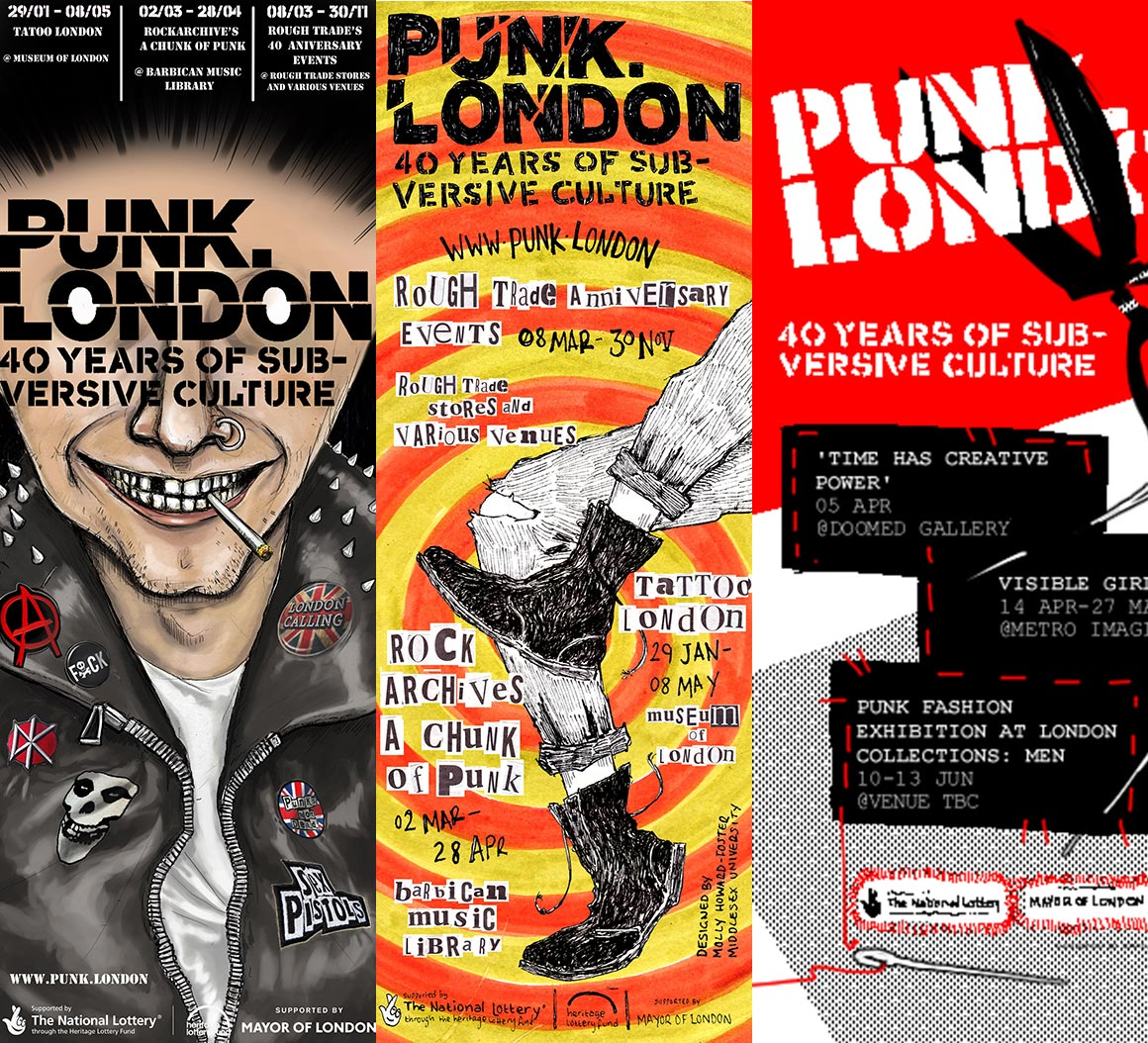 Punk London 2016 festival