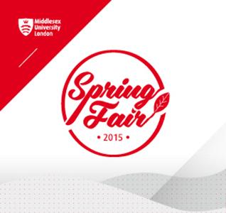 Middlesex University Spring Fair