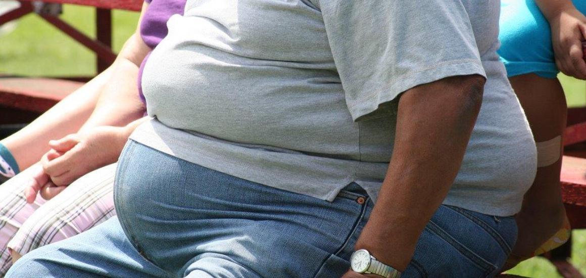 An obese man (Photo by Tony Alter (Creative Commons 2.0))
