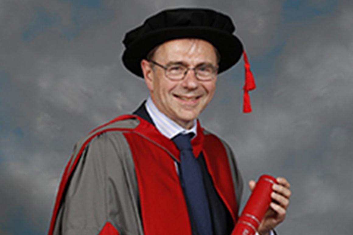 Sir David Fish