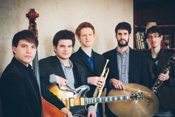 BA Jazz graduates Valia Calda are set to play the BBC Proms Lates