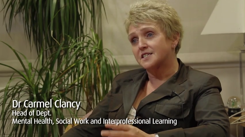 Mental Health, Social Work and Interprofessional Learning