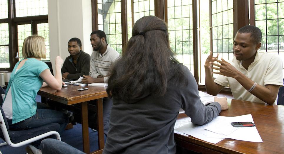 Platt Hall_Study Room