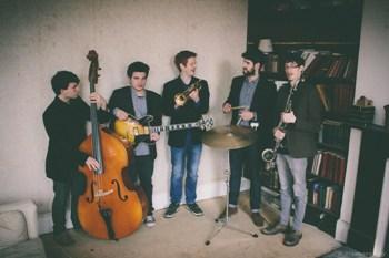 Middlesex University BA Jazz graduates Valia Calda