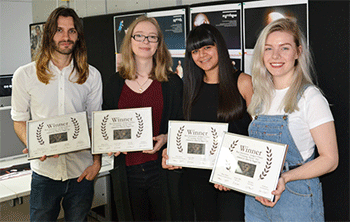 TV Licence Excuses animation film competition winners Middlesex University