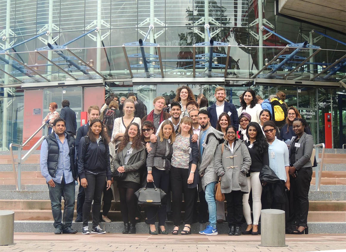 Law students outside Council of Europe