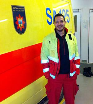 Ibrahim Ghazy BSc European Nursing student