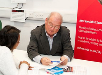 Support Services Middlesex University