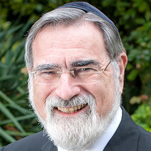 Rabbi Sacks