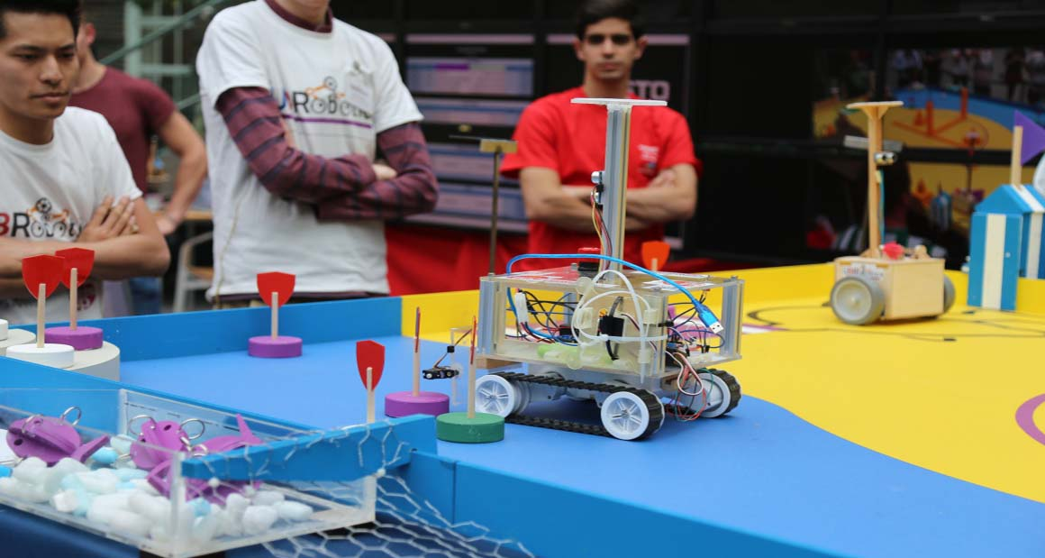 Eurobot Competition at Middlesex University
