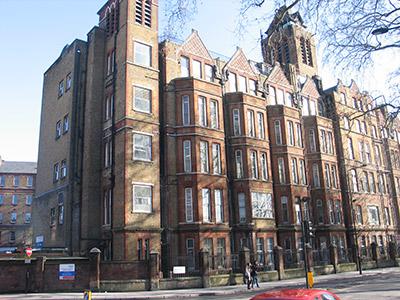 St Pancras Hopstial Camden and Islington NHS Trust
