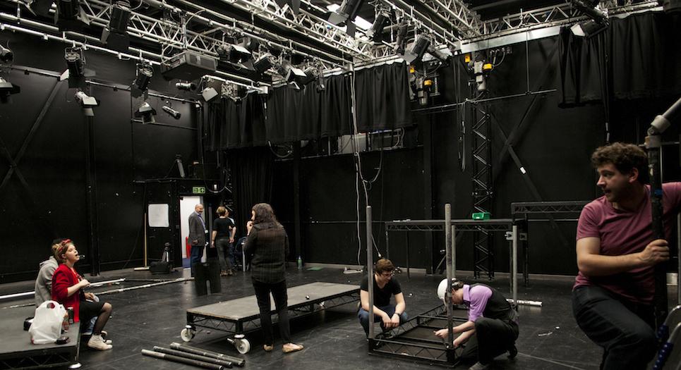 Theatre_Dept_Ravensfield_theatre_set-up