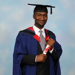 Abubakar Mohammed, MSc Management