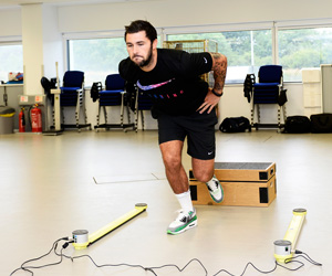QPR strength conditioning