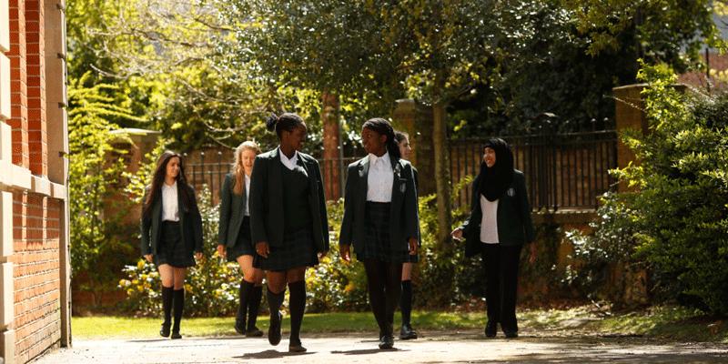 Enfield County School London