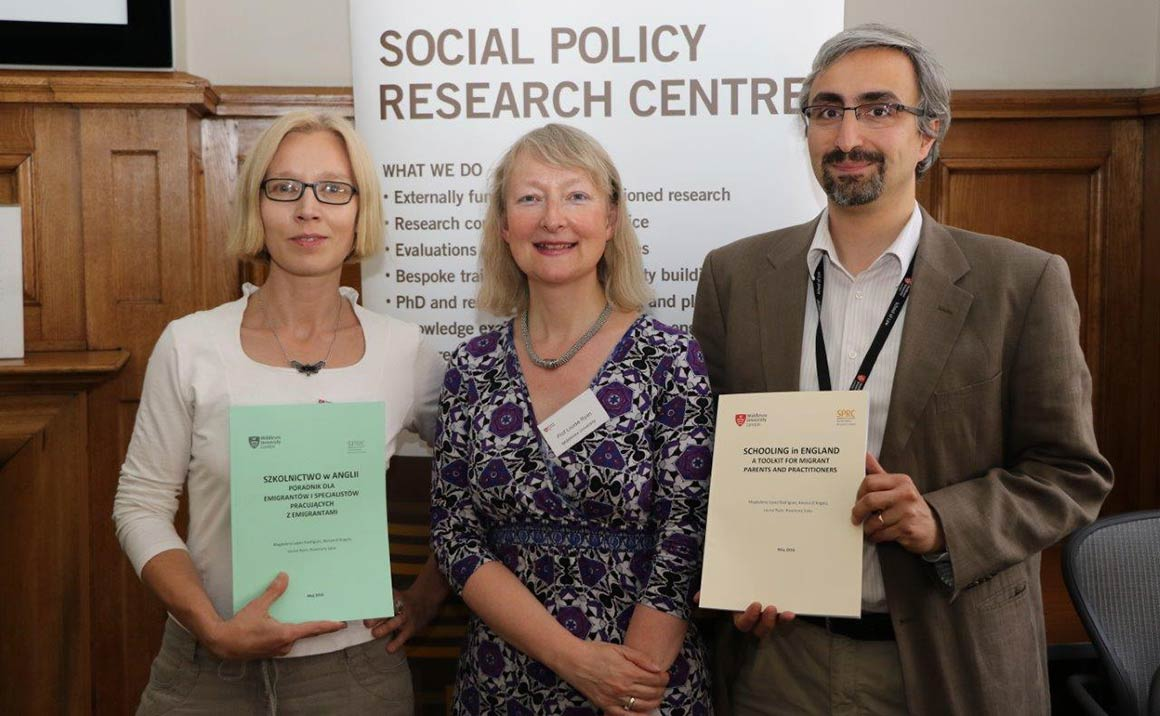 Middlesex academics present new education toolkit