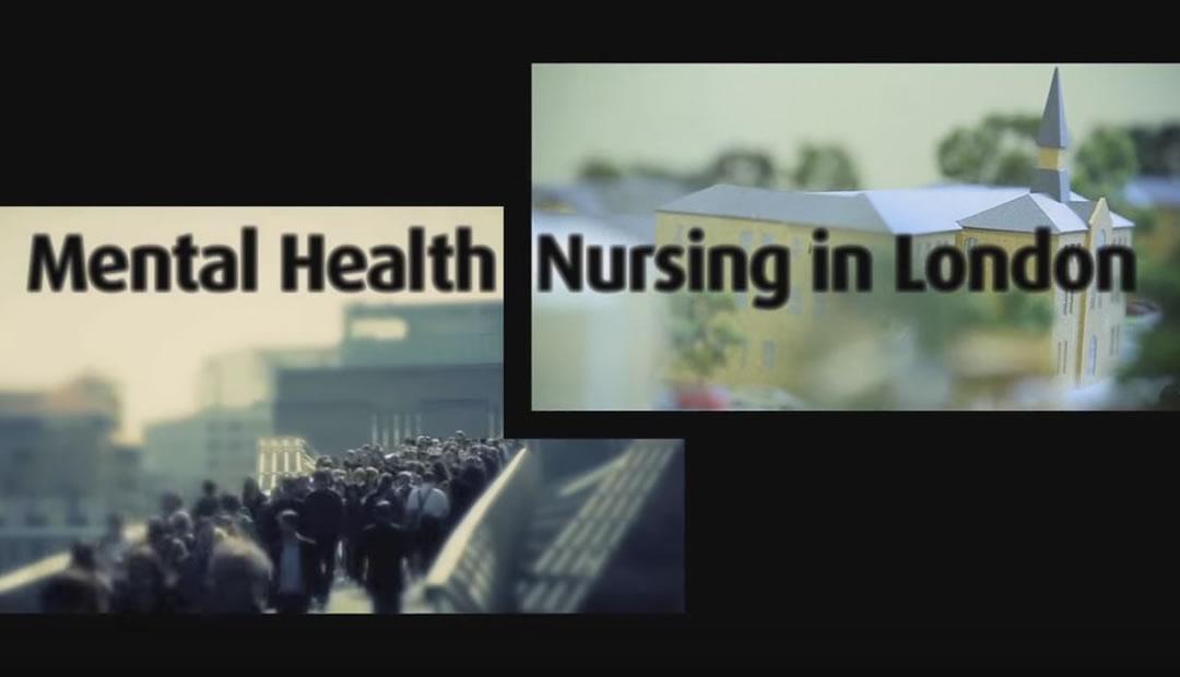 PGDip Nursing (Mental Health) (Pre-registration programme