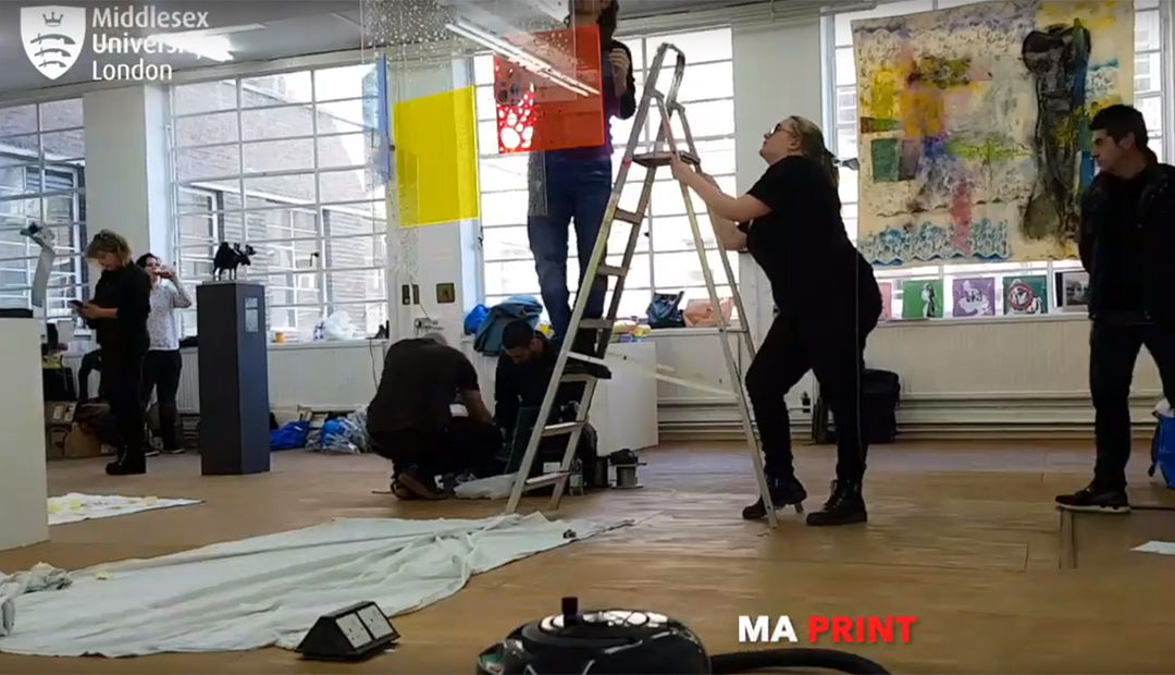 Art and Social Practice MA | Middlesex University London