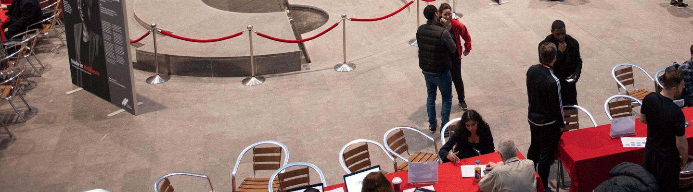 Postgraduate open events