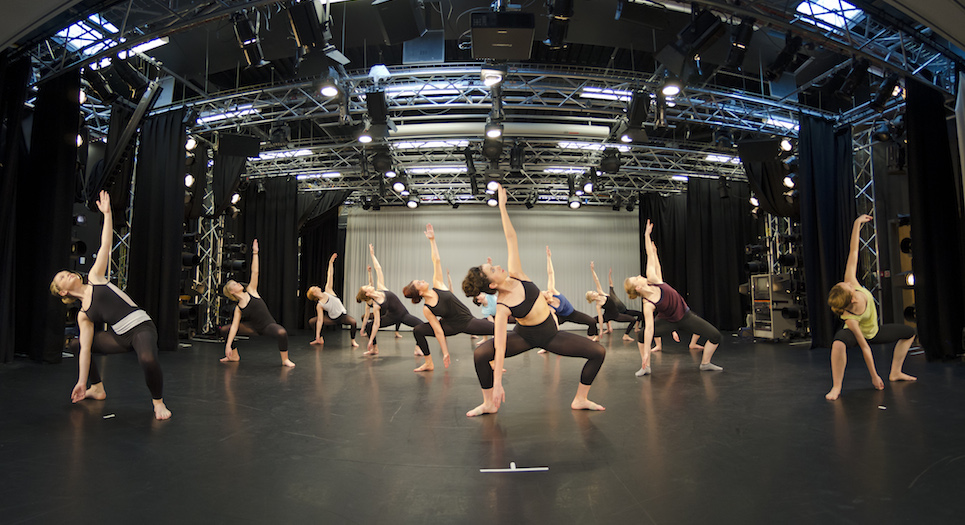 Dance Theatre And Studios Middlesex University London