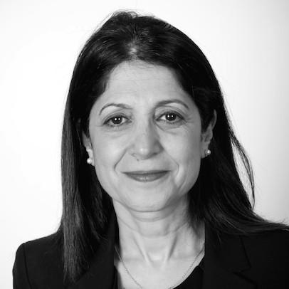 Ms Firoozeh Ghaffari