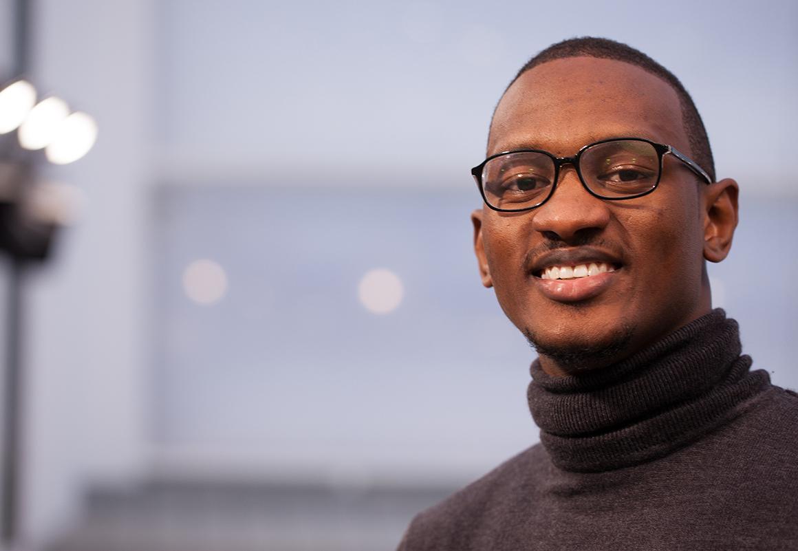 Meet Nasir from Nigeria