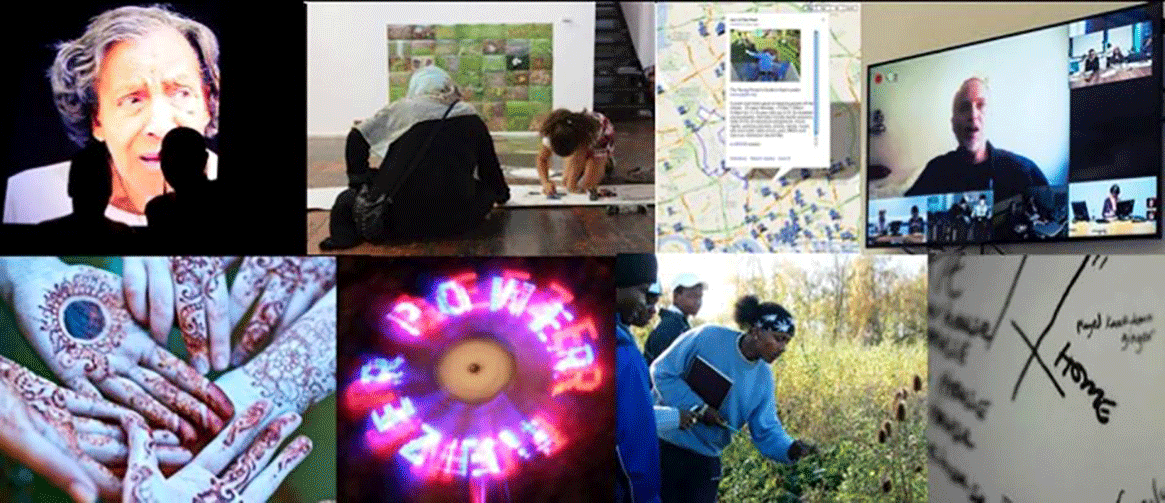 art and social practice masters middlesex university