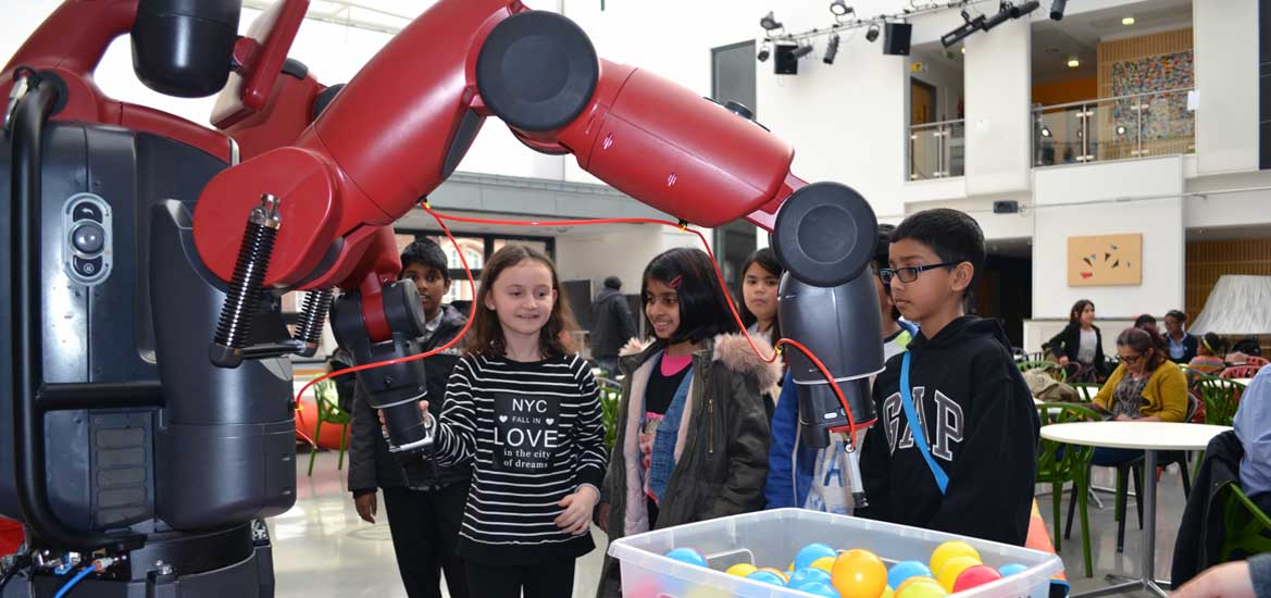 Celebrate British Science Week at Middlesex University London
