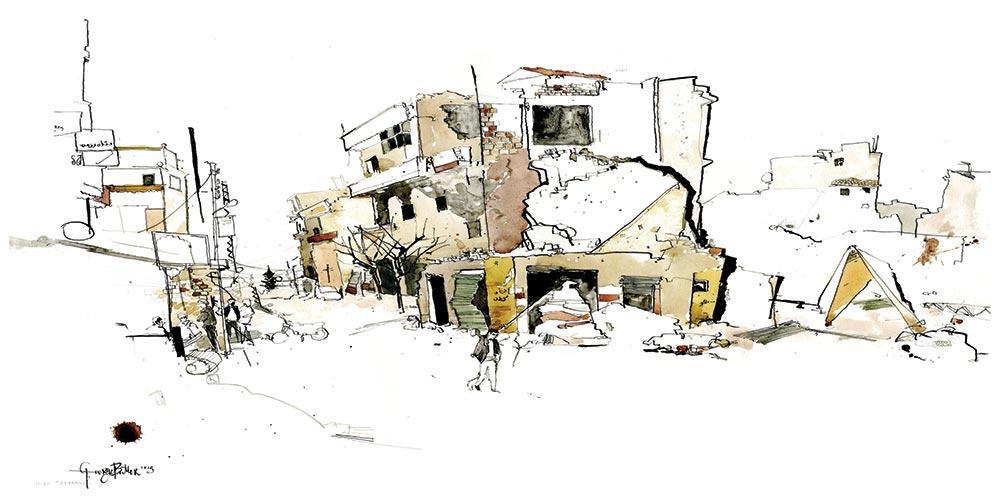 Syria - George Butler