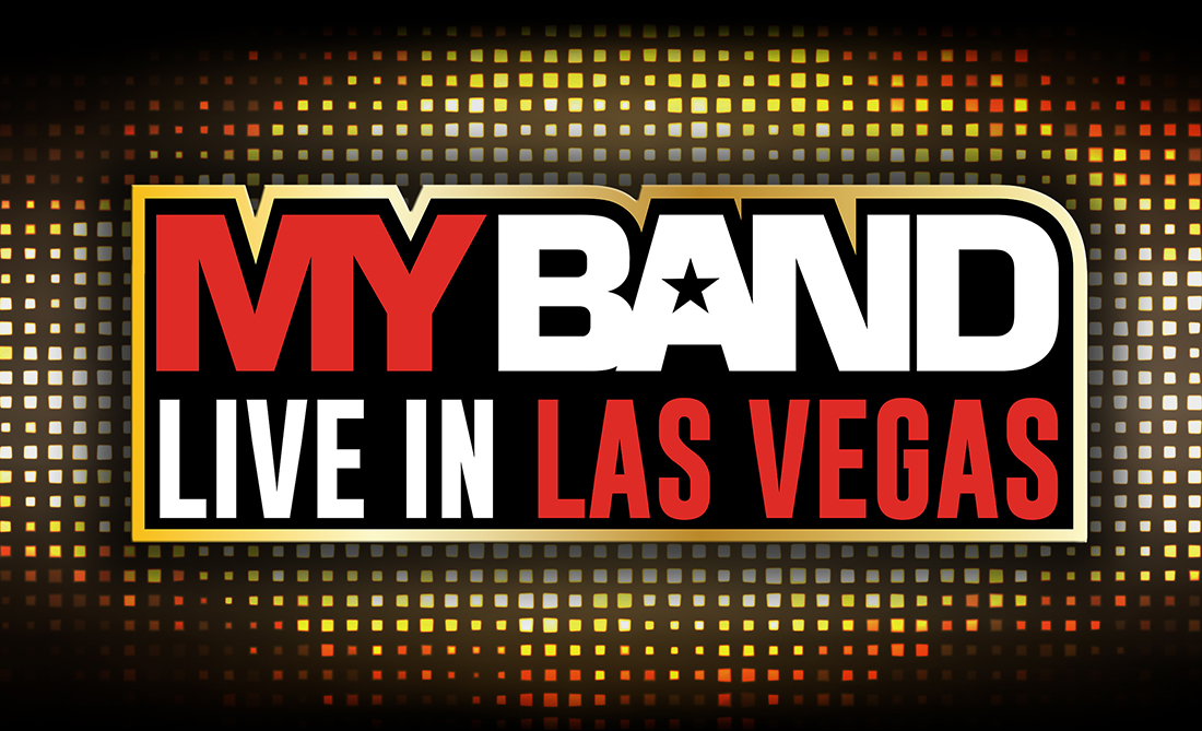 My Band Live in Las Vegas banner