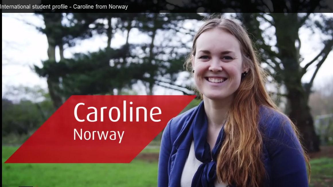 Caroline Gangso