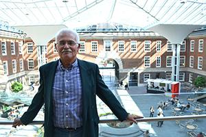 Prof David Lewis