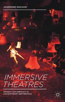 Immersive Theatres book cover
