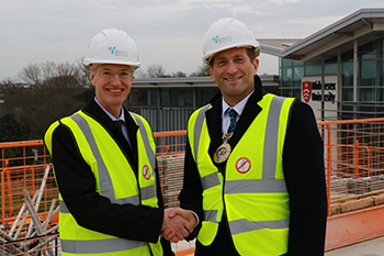 Forum North Topping Out.jpg