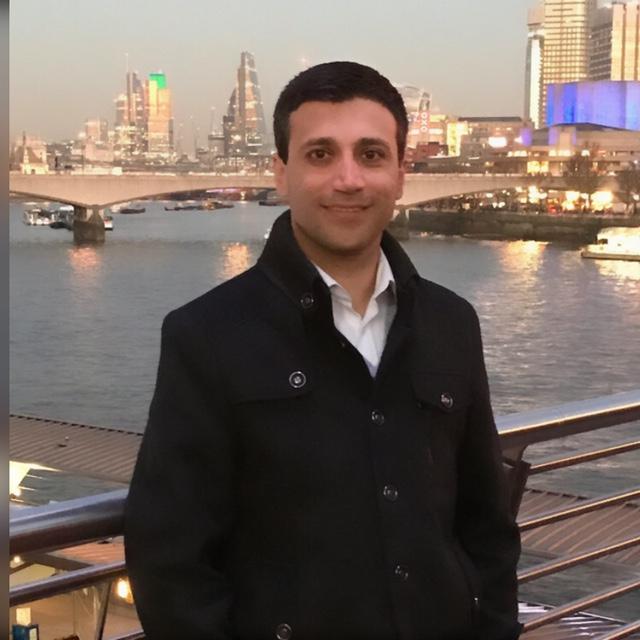 Dr Alireza Rohani
