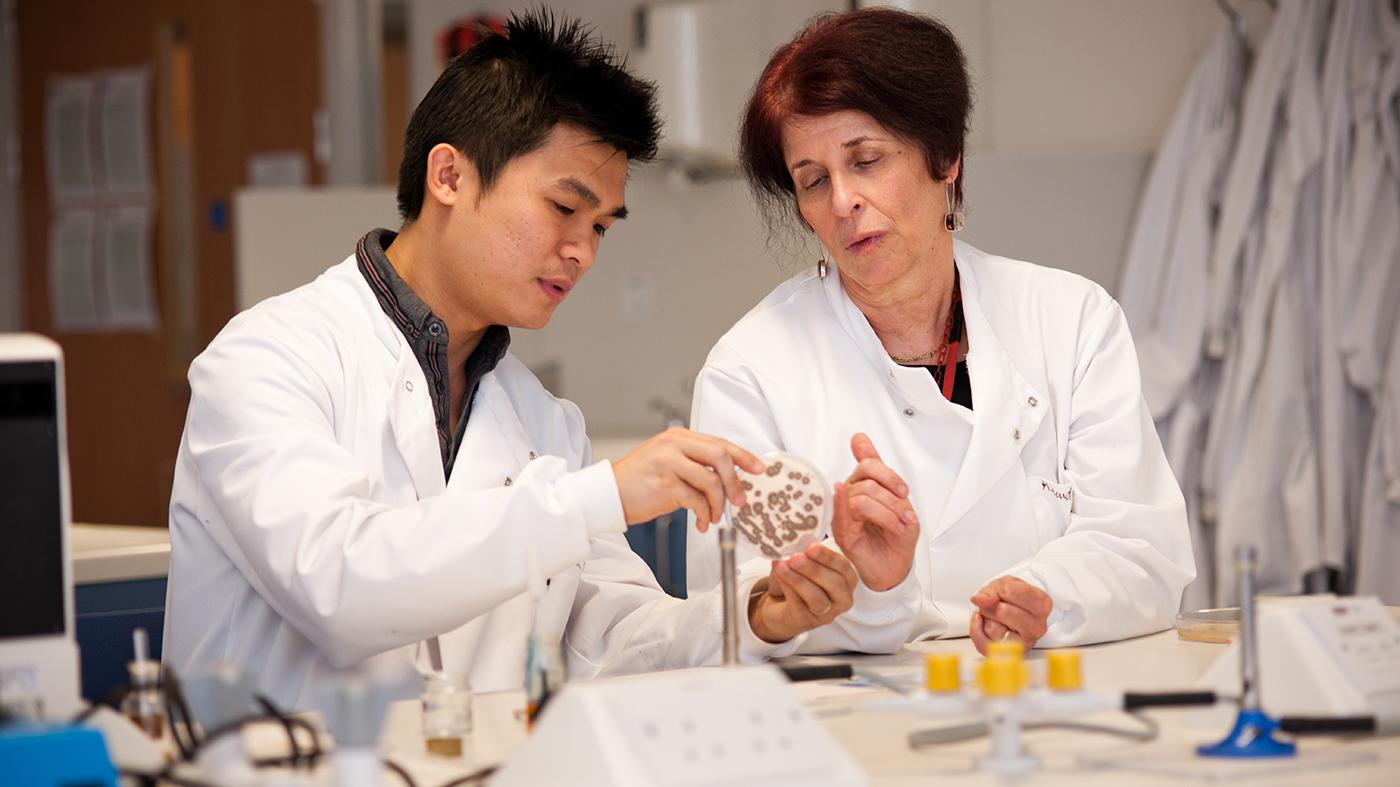 molecular biology research topics