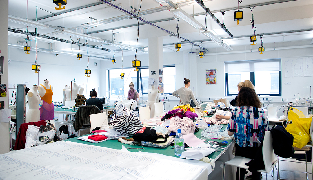 Foundation Year In Fashion Middlesex University London