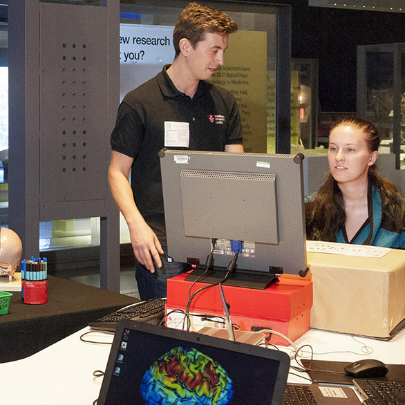 Middlesex researchers investigate mental health with live Science Museum study