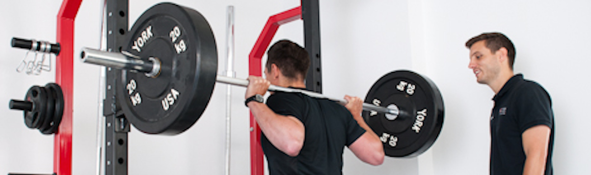 Strength and conditioning at the London Sport Institute_banner
