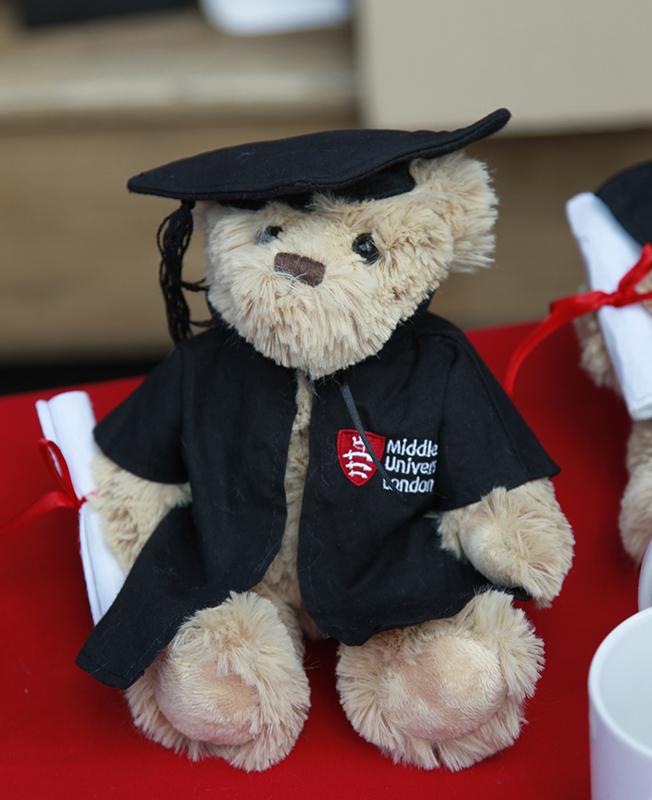 Middlesex University graduates
