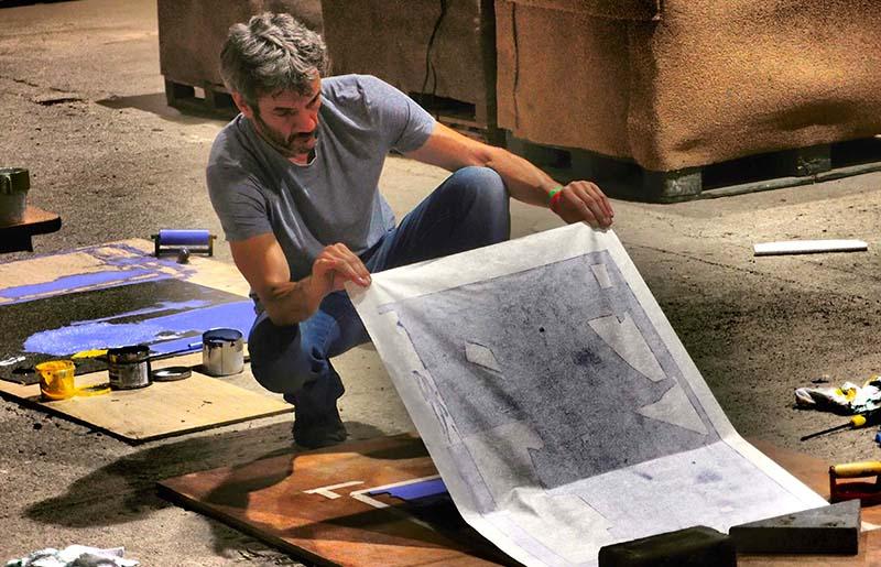 Sir Sidney Nolan Trust Printmaking
