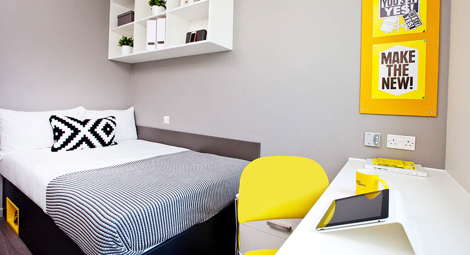 Student Accommodation Room
