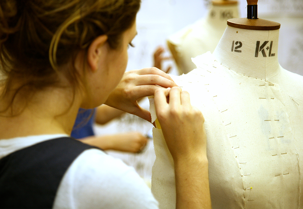 Fashion textiles body