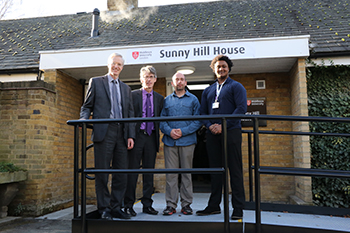 Sunny Hill House