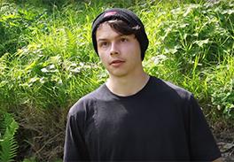 Student profile: Nick Oliver, biology