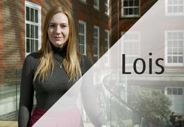 PGCE English Student Lois