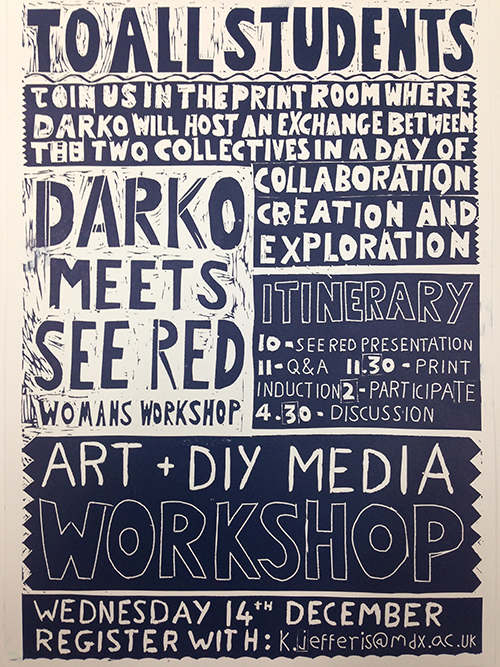 Art and DIY Media workshop