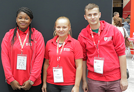 Middlesex University Open Day