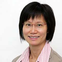 Dr Marie Wong