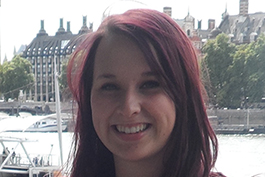 MSc Criminology with Forensic Psychology student Shannon Ross